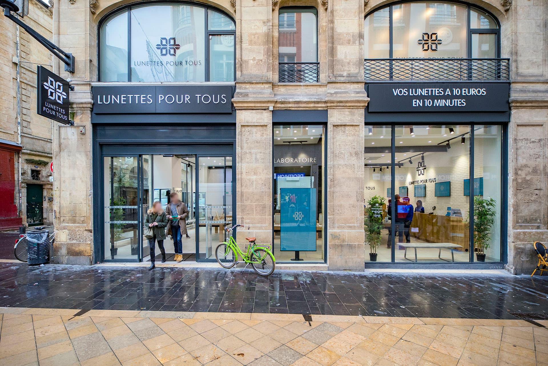 vente chaude haute couture vif et grand en style Nos boutiques et magasins dans votre ville - Lunettes Pour Tous